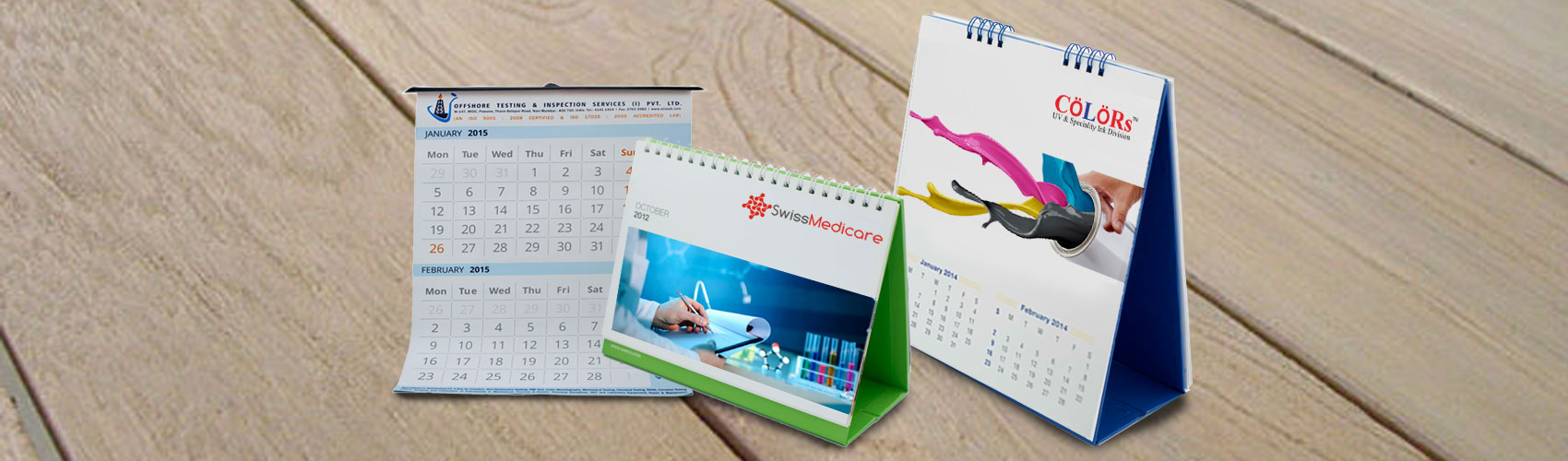 Customised Calendar Printing