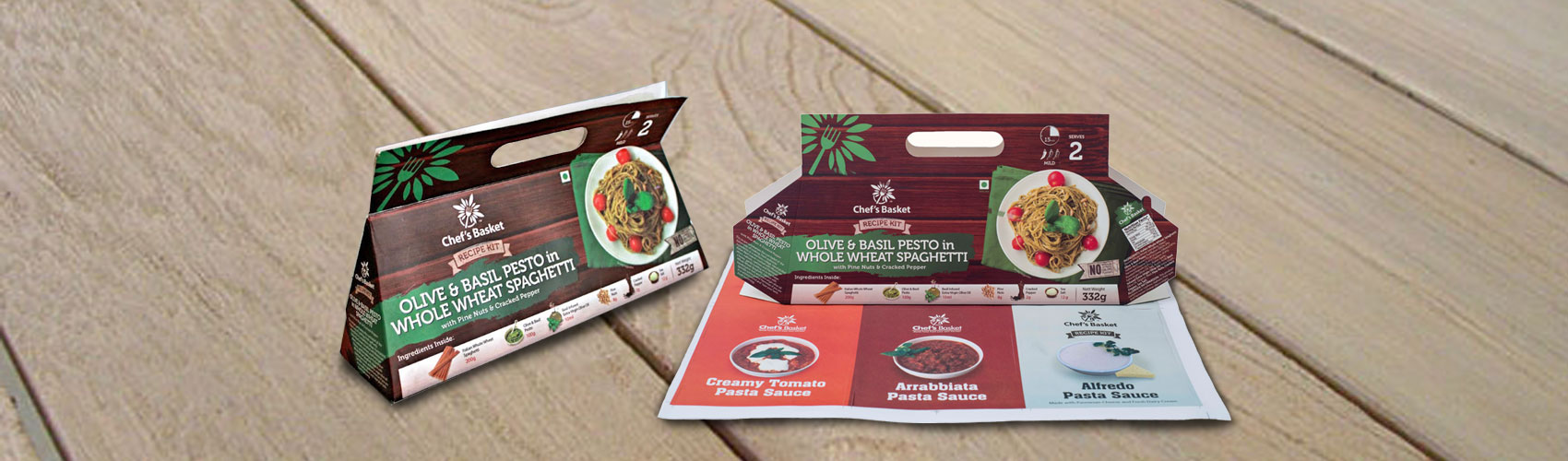 Customised Food Packaging Box Printing