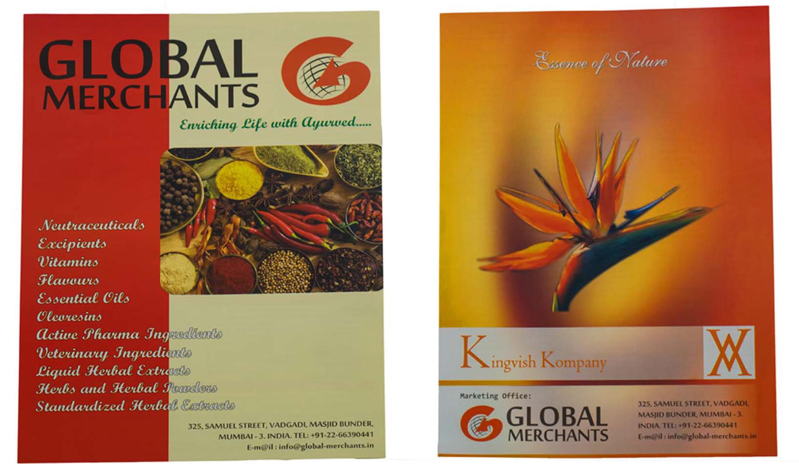 Booklet Flyers, Diary, Calender's Box Printing Service Mumbai